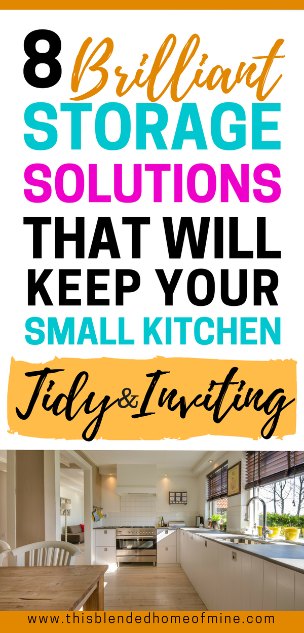 organize my kitchen 8 small kitchen storage solutions and hacks that will keep 1250